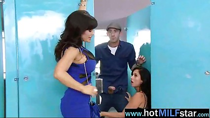 Big Cock Fill Perfect Every Hole Of Mature Lady (lisa ann) movie-23