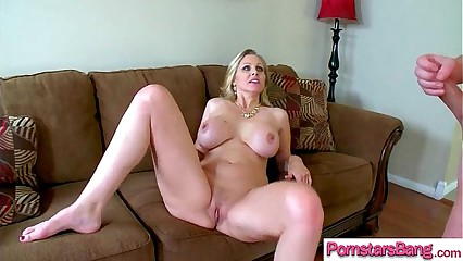 Superb Pornstar (Julia Ann) Like And Need Huge Dick In Her Holes movie-14