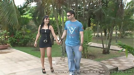 Pacinos Adventures - Camila Gomez fucks Pacino's big dick