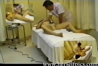 Sizzling Asian Massage