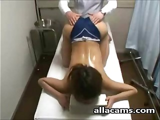 Amateur asian massage!