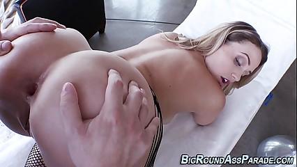 Big ass amateur rides rod