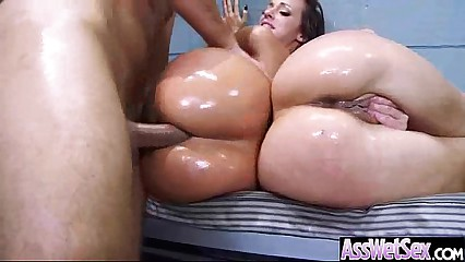 Anal Sex Tape With Wet Oiled Big Ass Superb Girl (anikka jada) mov-05