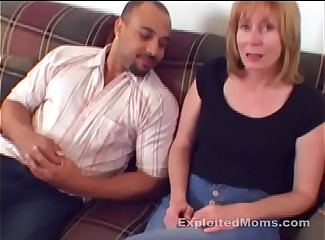 Older Women gets her Mature Pussy filled up in BBC Amateur Video