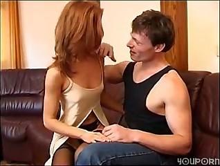 attractive mature has good sex