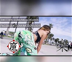 MCGOKU305 - I CAN'T FEEL MY FACE (OFFICIAL TWERK MUSIC VIDEO)