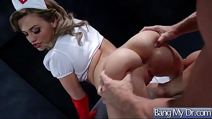 Hard Intercorse With (mia malkova) Hot Patient And Dirty Mind Doctor clip-21