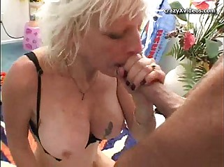 Blonde milf fuck fantasy