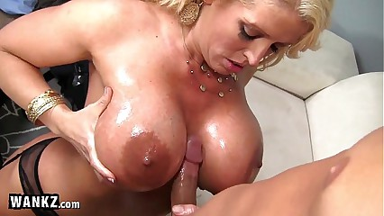 MILF Boss Makes A Dirty Deal!