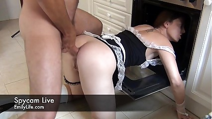 anal sex for an amateur milf on 24h livecam