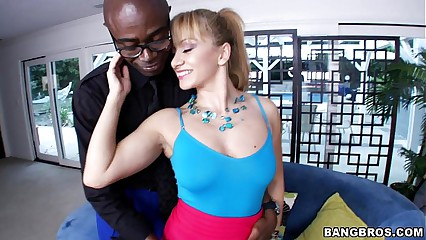 Black Dick Loving MILF
