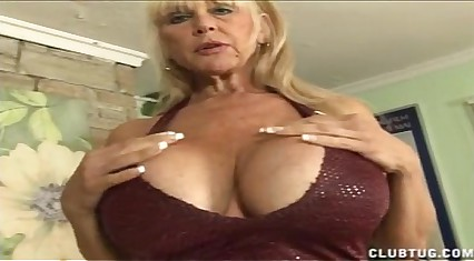 Huge-Titted Milf