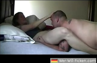 Milf gets pussy licked and fucked
