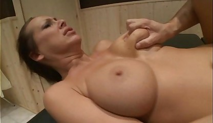 Milf fucking in wellness center