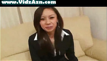 Suited Milf Japanese Fucking