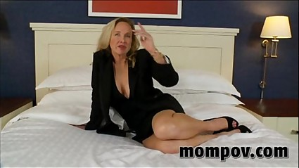 big tit mature milf sucks and fucks