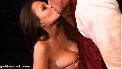 Music video compilation of random titty fuck scenes