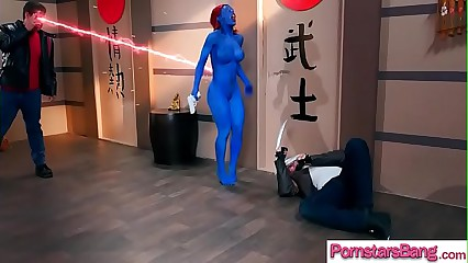 Sexy Pornstar (Nicole Aniston) Enjoy Huge Cock In Sex Action vid-24