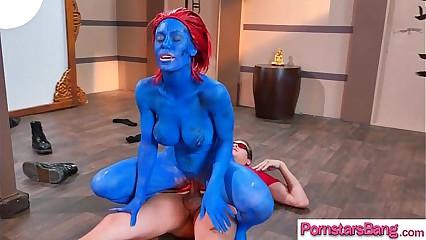 Big Long hard Cock Ride Hardcore By Horny Sluty Pornstar (Nicole Aniston) vid-21