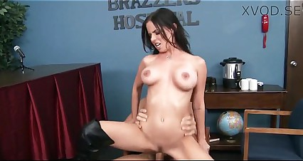 Brandy Aniston Will Do Anything To Get Her Medical Licence [xVOD.se]