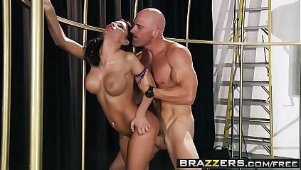 Brazzers - Baby Got Boobs - Aleksa Nicole and Johnny Sins - You are next