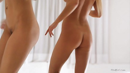 Dancing in the nude compilation
