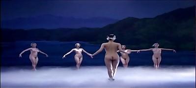 Nude Ballet Dancers 4