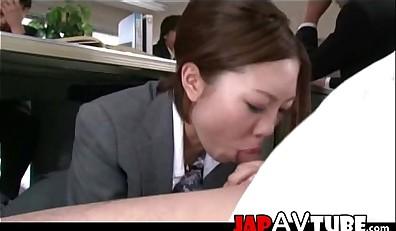Iroha Kawashima in office BJ