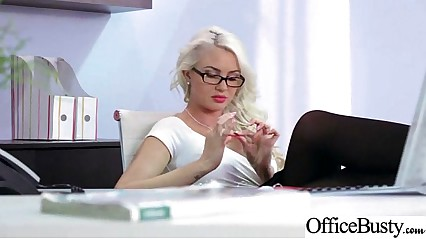 Sex Tape With Round Big Tits Horny Office Girl (gigi allens) clip-23