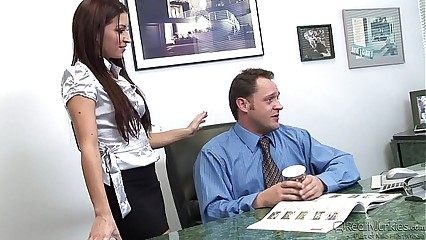 Ann Marie Rios Great Sex At Office
