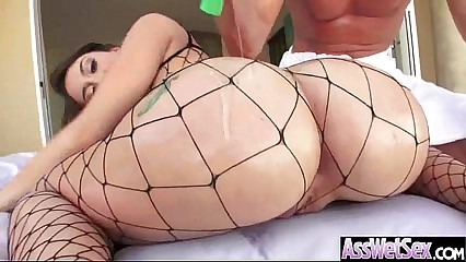 Hard Deep Anal Sex On Cam With Big Butt Oiled Slut Girl (mandy muse) clip-22