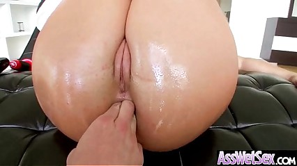 Anal Deep Hard Nailed A Big Curvy Huge Ass Oiled Girl (keisha grey) video-14