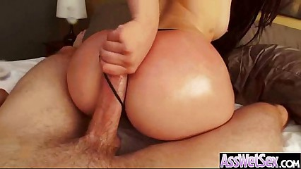 (mandy muse) Round Oiled Ass Girl Nailed Hard In Her Behind video-24