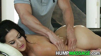 Jayden Jaymes Hot Fuck Massage