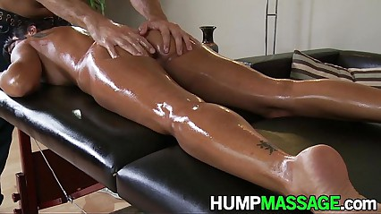Lezley Zen Hot Fuck Massage