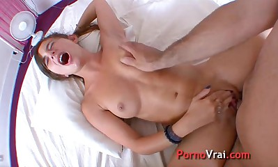 Orgasm incredible !!! Jolie french tres excitee !
