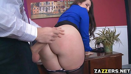Lola gets her face, ass and pussy fucked