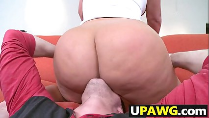 Julie Cash Huge ass takes a beating