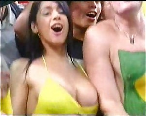 Brazilian Nipple Slip