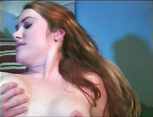 redhead step doing dads friend