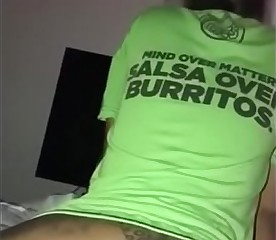 Latina riding that Dick so good by TapThaAss (Instagram: TapThaAss)