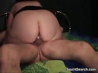 Big Woman Riding On A Cock And Getting Wet