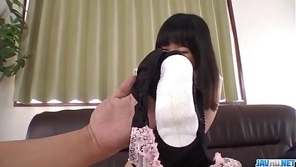 Yumi Tanaka gets pussy shaved and then fucked