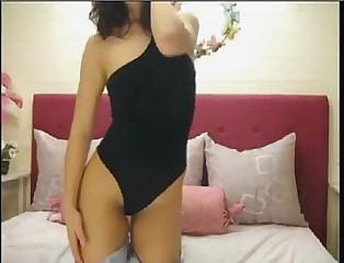 Webcam Unitard Pillow Dance