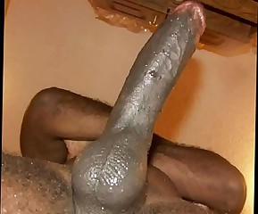 you love Big Black Cock don't you white boi