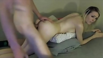 Fucking My Pussy Hard