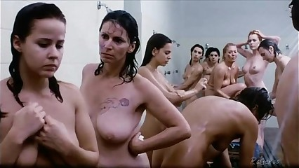 Sylvia Kristel Jail Shower
