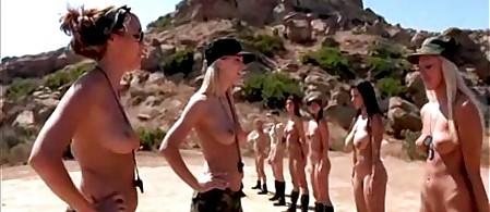 Naked Militars