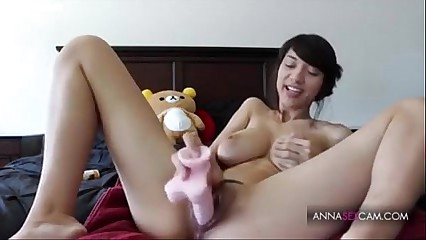 5, 4, 3, 2, 1... squirt!!! - annasexcam.com