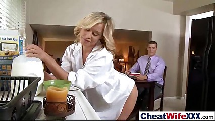 Superb Mature Lady (alena kennedy) In Cheating Sex Story clip-03